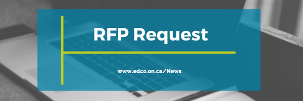 EDCO - Closing October 19, 2016 -RFP Request - United Counties of